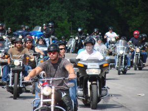 20th Anniversary Motorcycle Run for Hospice @ Robideau's Mahogany Ridge Bar & Grill